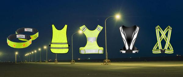 Buyers' Guide: Reflective Running Clothing & Accessories